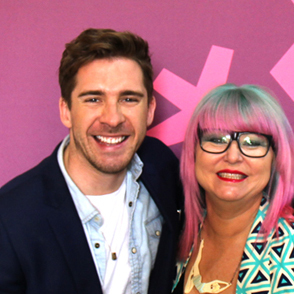 Hugh Sheridan is one of three Adelaide Fringe Ambassadors for 2017