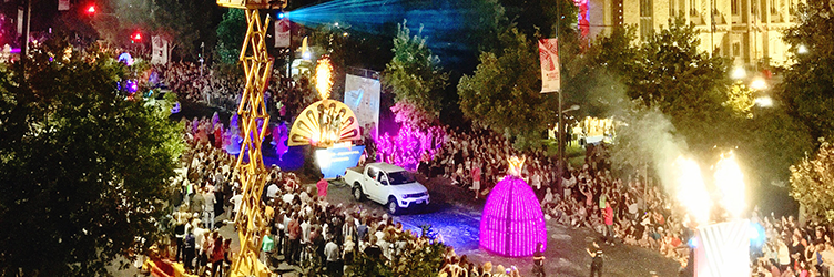 Magical Moments and an Entertainment Wonderland Ready to Descend on Adelaide for Fringe Opening Weekend