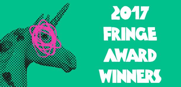 2017 Fringe Award Winners