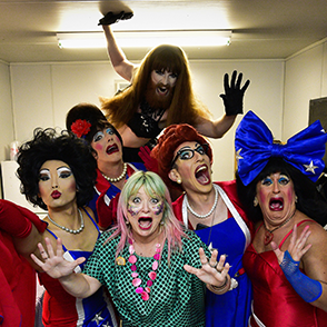 DONATE TO THE ADELAIDE FRINGE ARTIST FUND BEFORE THE END OF FINANCIAL YEAR