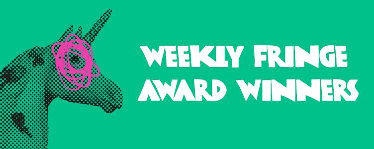 Weekly Award Winners - Week 2