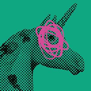 Meet the Mythical Fringe Unicorn