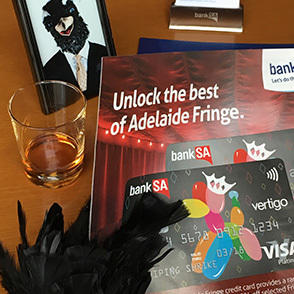 UNLOCK THE BEST OF FRINGE WITH BankSA