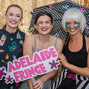 Become a Fringe Member
