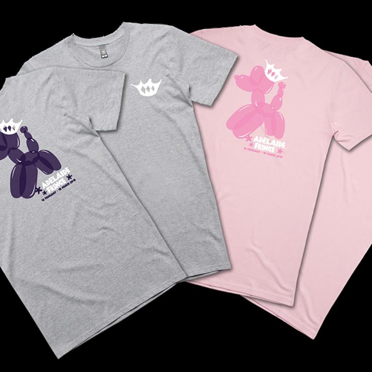 Balloon Dog T-Shirt Pink