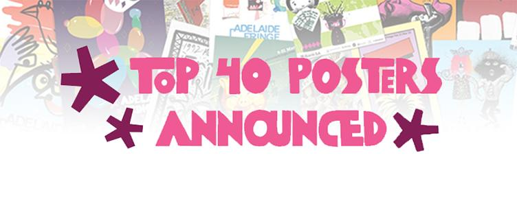 2019 Top 40 Poster Designs Announced