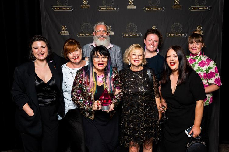 Adelaide Fringe wins Best Festival at 2018 Ruby Awards
