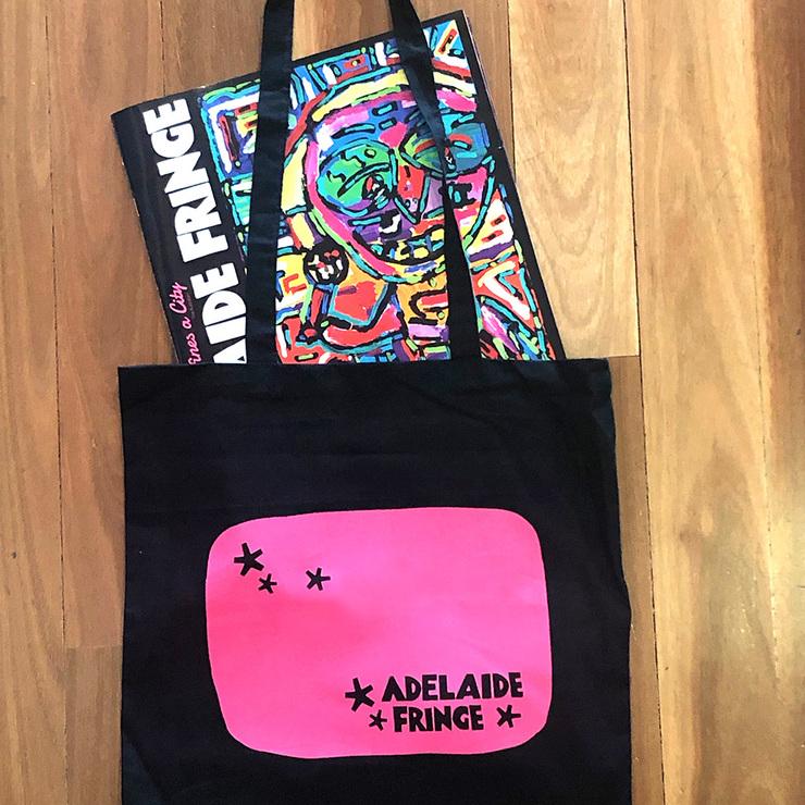 Fringe Tote Bag
