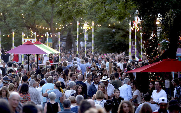 Adelaide Fringe Throws Record-Breaking Party With 825,000 Tickets Sold