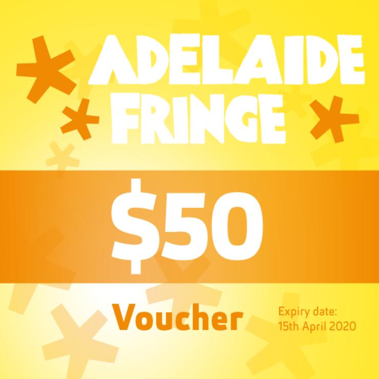 $50 Fringe Voucher