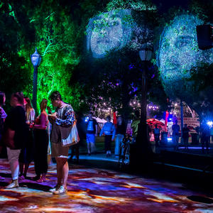 Yabarra - Gathering of Light announced as finalist in the Australian Event Awards