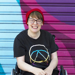 Happy International Day of People with Disability from our Access and Inclusion Coordinator, Kelly Vincent