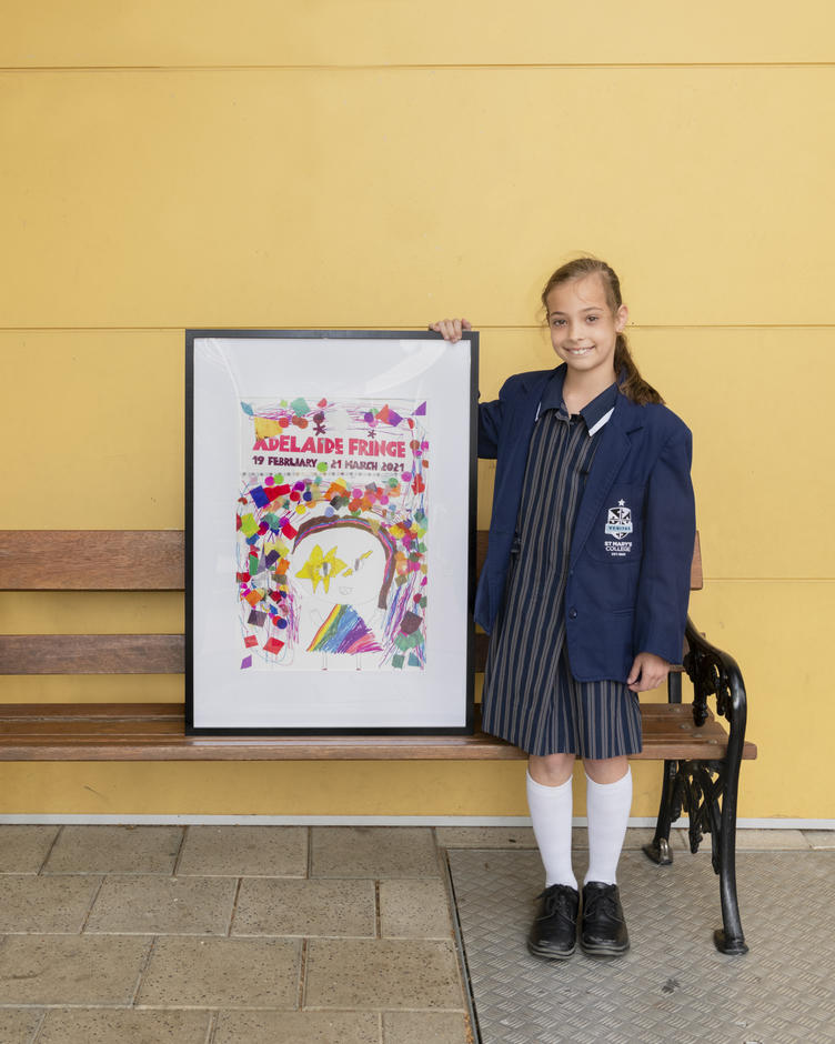 Winner of our 2021 Schools Poster Competition announced