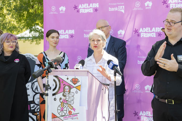 Adelaide Fringe launches 2021 program