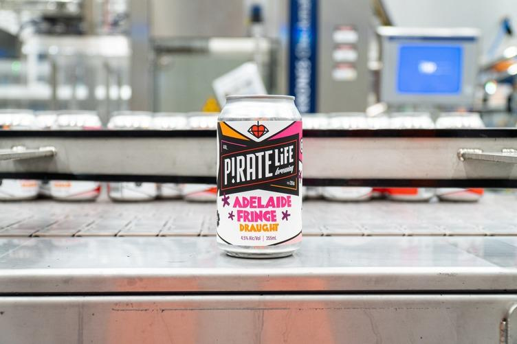 Pirate Life brewing an exclusive for Adelaide Fringe