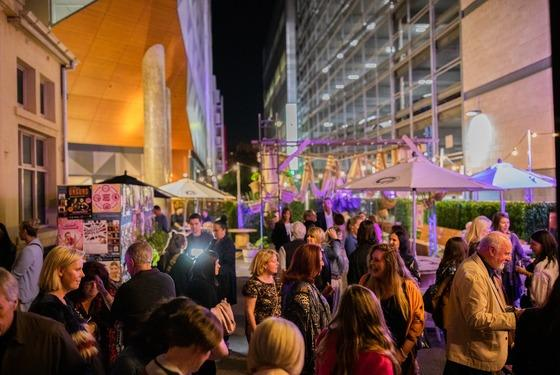 Surprise, pop-up party spots to enjoy this Fringe