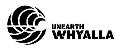 Unearth Whyalla Logo