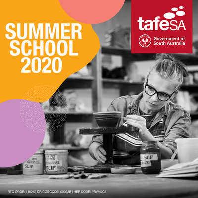 Score 15 Off Tafe Sa Summer School 2020 Short Courses Adelaide Fringe 19 February 21 March 2021